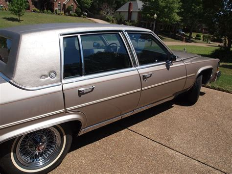 92 Cadillac Fleetwood Brougham 104 Best Cadillac Fleetwood Brougham 1980 92 Images On