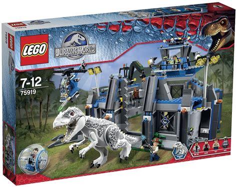 Dino Ori Lego By Bricktalk acheter lego dino jurassic 75919 l 233 vasion indominus rex