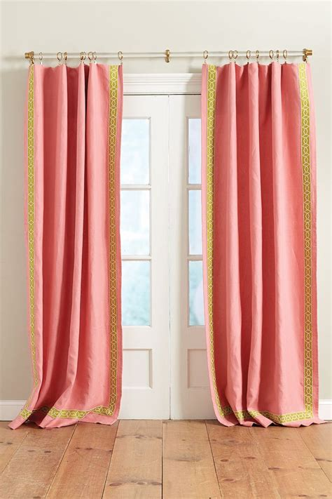 flat panel curtain best 25 curtain trim ideas on pinterest drapery panels