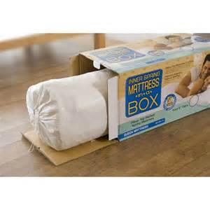 mattress in a box reviews textrade 11 quot innerspring plush pillow top mattress in a