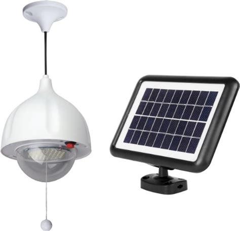 Sunforce Solar Shed Light by Sunforce Solar Hanging Light With Remote Model