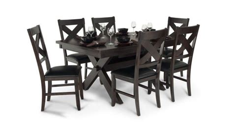 Bob Furniture Dining Set by X Factor Dining 7 Set Dining Decor