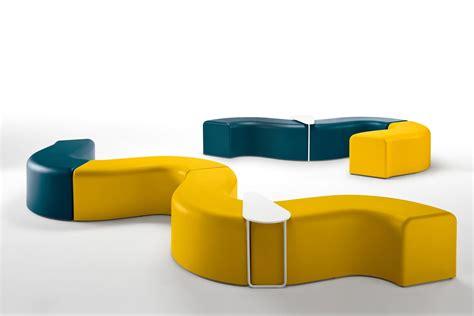 seduta design churros per bar e ristoranti seduta modulare di design