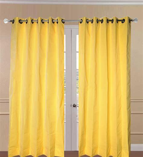 yellow and beige curtains just linen plain taffeta beige door curtain by just linen