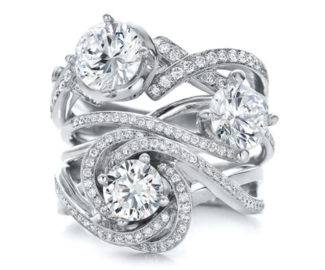 design your dream wedding ring joseph jewelry engagement rings ruffled