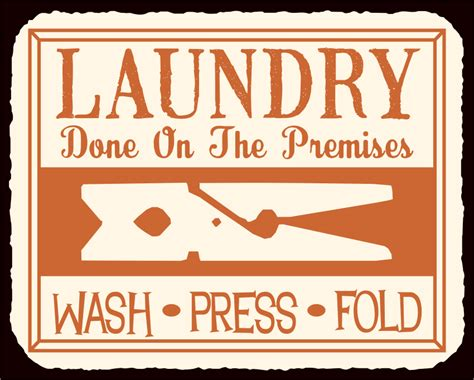 vintage laundry room signs laundry done on premises wash fold vintage metal laundry room sign vintage metal