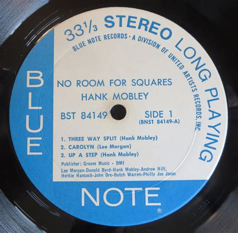 no room for squares hank mobley quot no room for squares quot