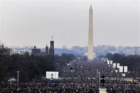 picture of inauguration crowd image gallery obama 2012 inauguration crowd images
