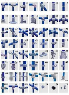 images  pvc pipe clamps jigs  pinterest