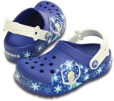 Disney Crocs crocs presents disney magic with its new frozen clog