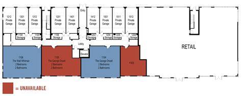 ground floor plan for 1000 sq building 1000 ground floor floorplans haddon towne center