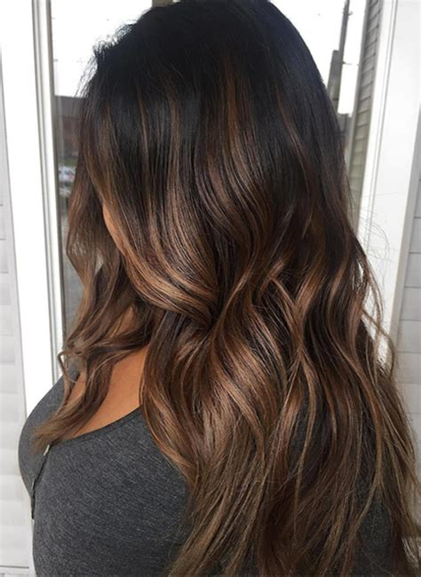 hairstyles and colors for long hair 2012 perfect brunette ombre hair color for long hair 2017 2018