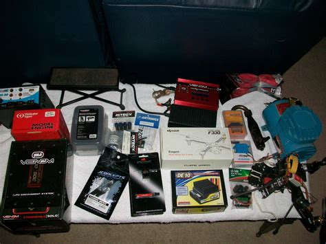 Garage Rc Getting Out Of Rc Garage Sale Kits Servos Etc R C