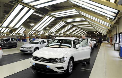 volkswagen production volkswagen starts tiguan production aurangabad plant the