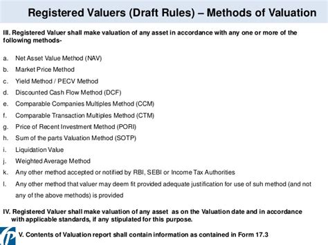section 45 of the companies act fema valuation aspects fdi odi and registered valuation