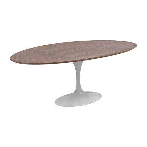 Oval Pedestal Dining Table 47 Inmod Inmod Saarinen Oval Pedestal Dining Table Tables