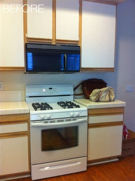 Laminate Kitchen Cabinet Makeover Home