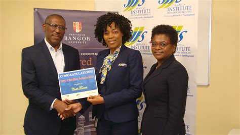 Mba In Jamaica by 50 Scholarship Awarded To Pursue The Chartered Banker Mba