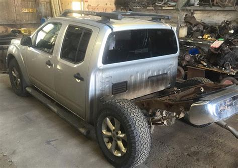 nissan navara 2005 problems the fixer my nissan navara up snapped in half updated