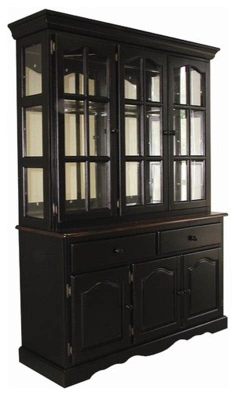 Sunset Selections China Cabinet   Modern   China Cabinets And Hutches