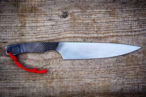 Handmade File Knives - handmade repurposed file knives