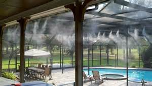 how to select the best outdoor misting systems mist