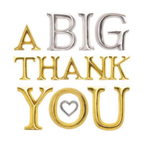A Great Big Thankyou by Thanks For All You Do Quotes Quotesgram