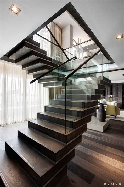 home interior staircase design best 25 modern interior design ideas on