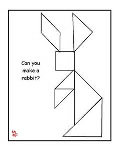 tangrams template 41 best images about tangram on animaux
