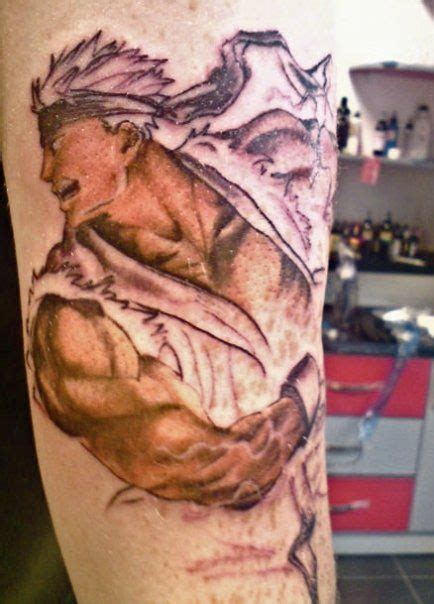 akuma tattoo 28 best ryu designs images on design