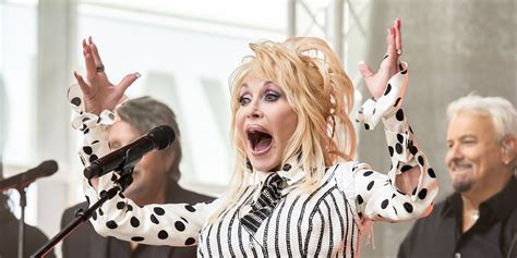 dolly parton addresses tattoo rumors huffpost
