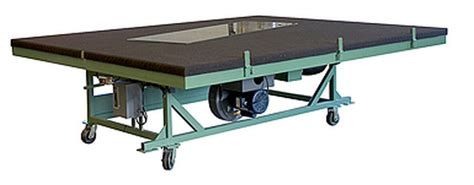 air tables material handling gml n a air float table glass machinery glass material