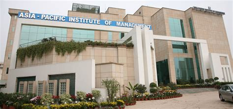 Asia Pacific Institute Of Management Mba Fees by Asia Pacific Institute Of Management Admission Pgdm
