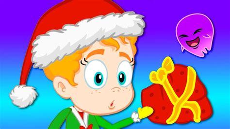 groovy  martian carols christmas songs   kids nursery rhymes  children