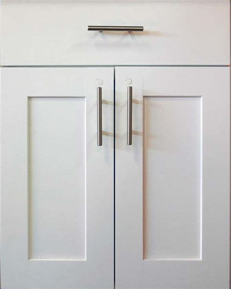 White Shaker Cabinet Door Kitchen Cabinet Doors In Orange County Los Angeles