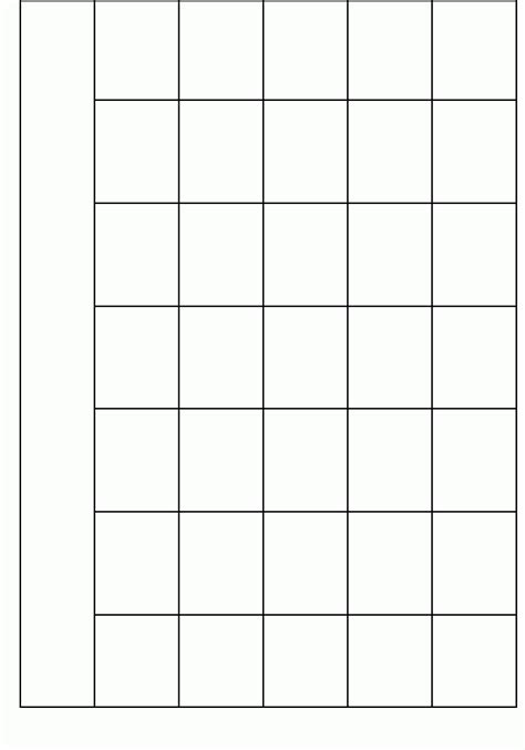 Free Printable Calendar Templates by Free Printable Blank Calendar Template 3