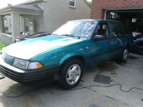 car owners manuals for sale 1994 chevrolet cavalier on board diagnostic system chevrolet cavalier wagon 1994 teal for sale 1g1jc84t4r7270442 1994 chevy cavalier wagon rare