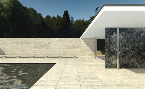 Pavillon Mies Der Rohe m classic barcelona pavilion mies der rohe