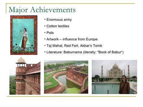Accomplishments Of The Ottoman Empire Mughal And Ottoman Empires