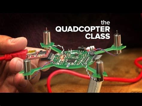 the quadcopter class youtube