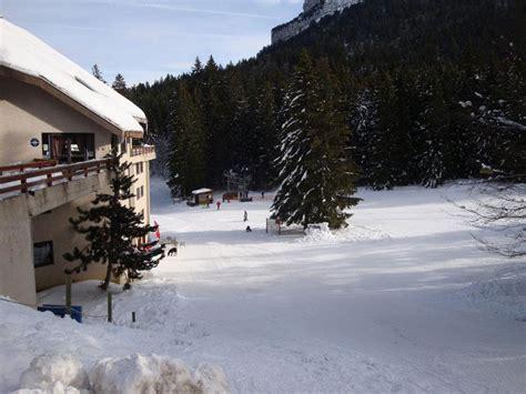 station col de porte col de porte station de ski
