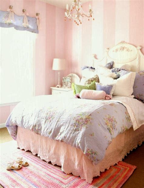 vintage bedroom ideas diy shabby chic antique twin beds