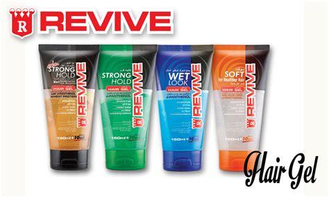 Hair Style Gel Names by Revive Hair Gel