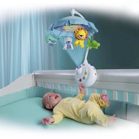 baby crib mobile fisher price 2 in 1 projection crib mobile precious