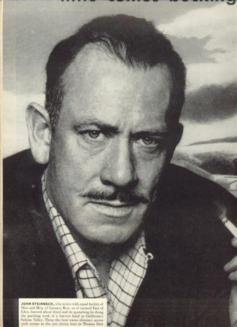 biography john steinbeck john steinbeck esl resources