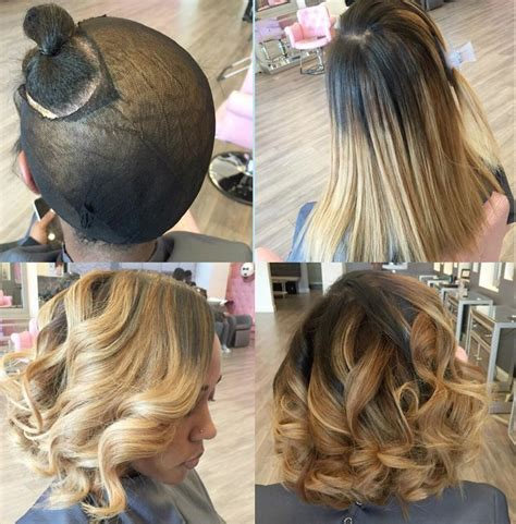 bob hairstyles with extensions 1002 best images about sew in hairstyles on pinterest