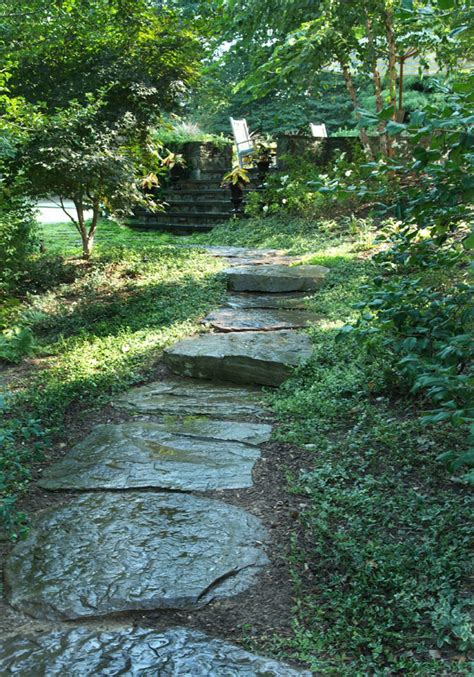 Flagstone Entryway Pathways Amp Steppers Sisson Landscapes