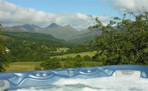 Scottish Cottages With Tubs by Ardnamurchan Self Catering In Cottage Bluebell