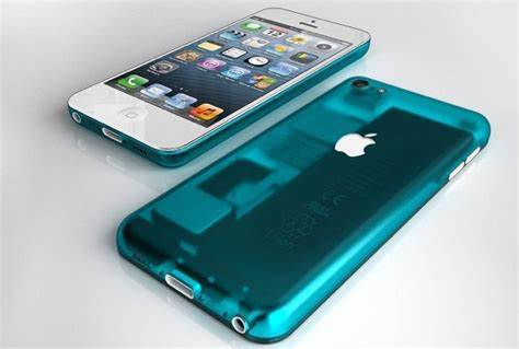 Cdn Aeropop For Iphone 5 Translucent Blue concept reveals what a translucent budget iphone could