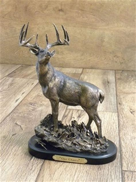 whitetail deer home decor deer sculpture don t miss out view now rustic home